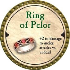Ring of Pelor - 2008 (Gold) - C37