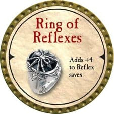 Ring of Reflexes - 2007 (Gold)