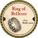 Ring of Reflexes - 2013 (Gold)