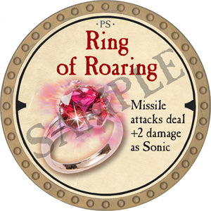 Ring of Roaring - 2019 (Gold) - C22