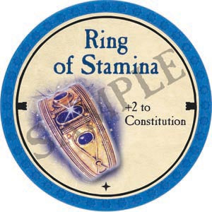 Ring of Stamina - 2020 (Light Blue) - C3