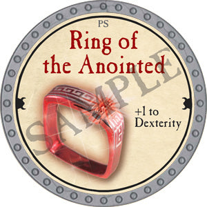 Ring of the Anointed - 2018 (Platinum)