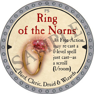 Ring of the Norns - 2019 (Platinum)