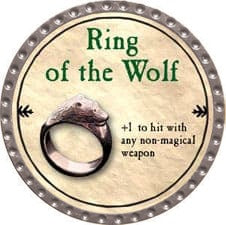 Ring of the Wolf - 2009 (Platinum)