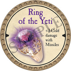 Ring of the Yeti - 2019 (Gold)