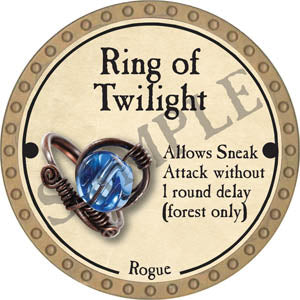 Ring of Twilight - 2017 (Gold)
