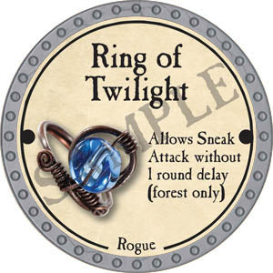 Ring of Twilight - 2017 (Platinum)
