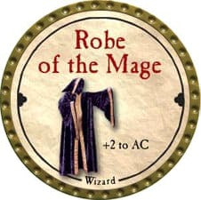 Robe of the Mage - 2008 (Gold)