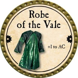 Robe of the Vale - 2013 (Gold)