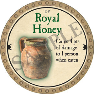 Royal Honey - 2018 (Gold)
