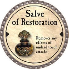 Salve of Restoration - 2008 (Platinum) - C37