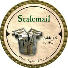 Scalemail - 2008 (Gold)