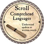 Scroll Comprehend Languages - 2007 (Platinum)