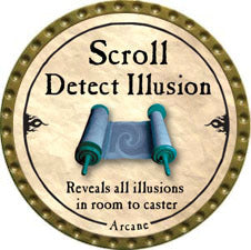 Scroll Detect Illusion - 2010 (Gold)