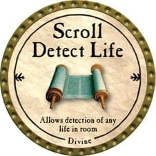 Scroll Detect Life - 2009 (Gold)