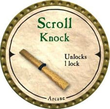 Scroll Knock - 2007 (Gold)