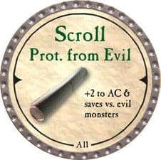 Scroll Prot. from Evil - 2007 (Platinum)