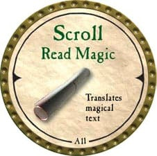 Scroll Read Magic - 2007 (Gold)