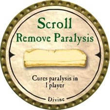 Scroll Remove Paralysis - 2007 (Gold)