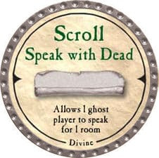 Scroll Speak with Dead - 2007 (Platinum)