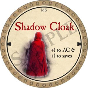 Shadow Cloak - 2020 (Gold)