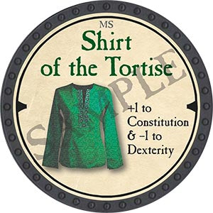 Shirt of the Tortise - 2019 (Onyx) - C22