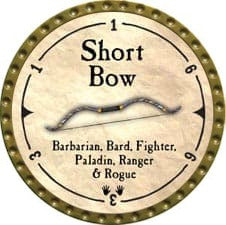 Short Bow - 2007 (Gold)