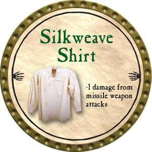 Silkweave Shirt - 2012 (Gold)