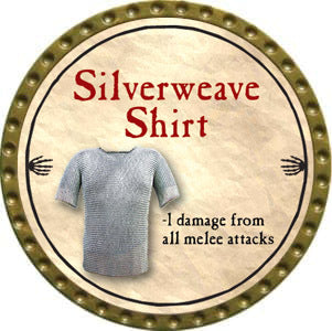 Silverweave Shirt - 2012 (Gold)