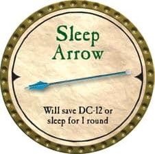 Sleep Arrow - 2007 (Gold)