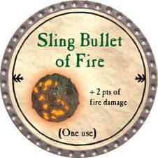 Sling Bullet of Fire - 2009 (Platinum)