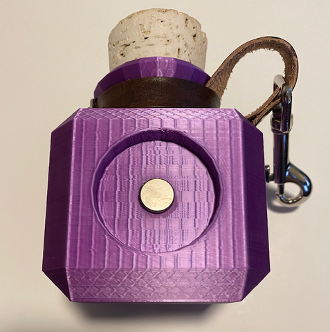 Token Potion Bottle - Small (Purple)