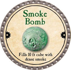 Smoke Bomb - 2013 (Platinum)
