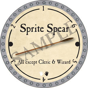 Sprite Spear - 2017 (Platinum)