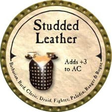 Studded Leather - 2007 (Gold)