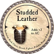 Studded Leather - 2007 (Platinum)