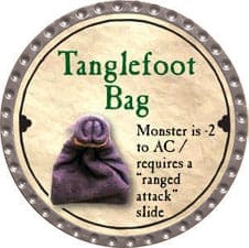 Tanglefoot Bag - 2008 (Platinum)
