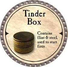 Tinder Box - 2007 (Platinum)