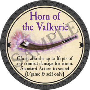 Horn of the Valkyrie - 2018 (Onyx) - C25