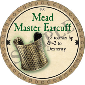 Mead Master Earcuff - 2018 (Gold) - C22