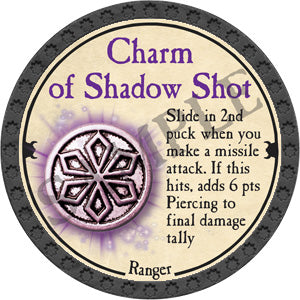 Charm of Shadow Shot - 2018 (Onyx) - C25