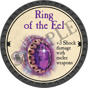 Ring of the Eel - 2018 (Onyx) - C25