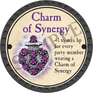 Charm of Synergy - 2017 (Onyx) - C10