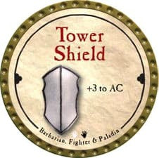 Tower Shield - 2008 (Gold)