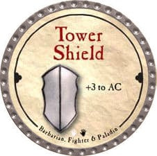 Tower Shield - 2008 (Platinum) - C37
