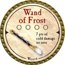 Wand of Frost - 2007 (Gold)