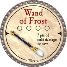 Wand of Frost - 2007 (Platinum)