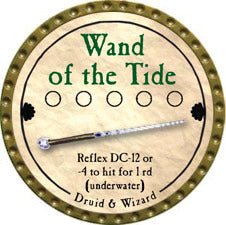Wand of the Tide - 2011 (Gold)