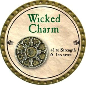 Wicked Charm - 2012 (Gold)