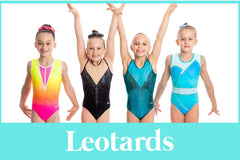 Girls Gymnastics Leotards by GMD Activewear Australia